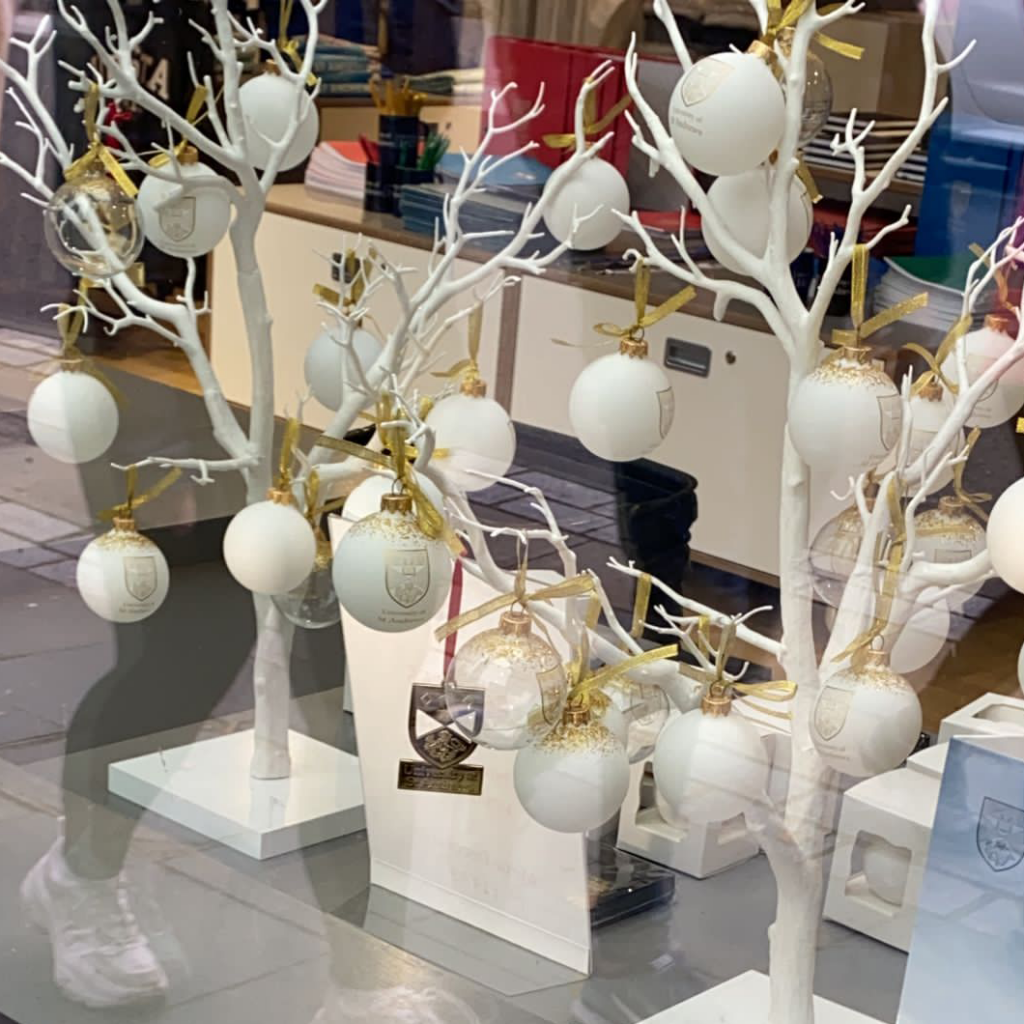 St Andrews Baubles Retail